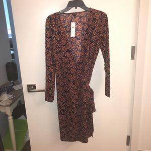 The perfect wrap dress! Ann Taylor NWT
